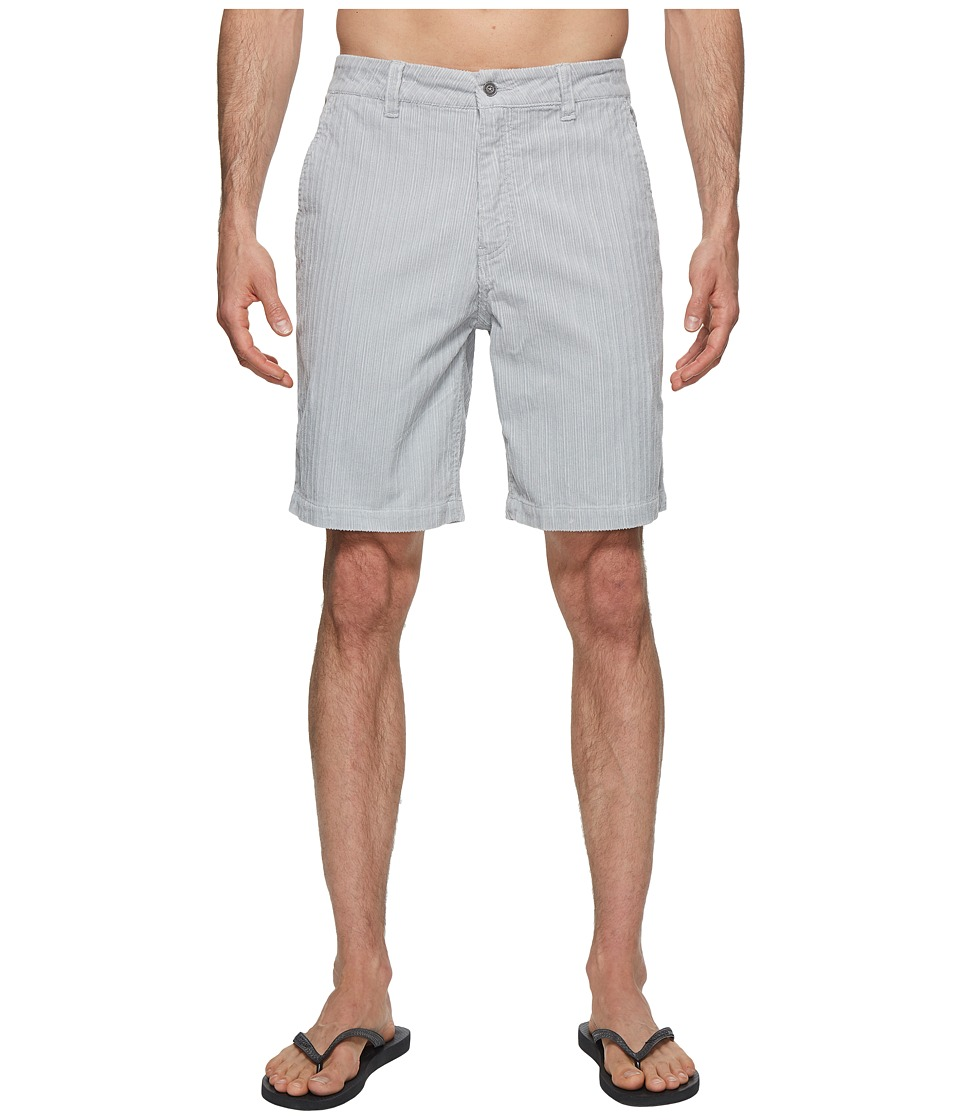 Quiksilver Waterman - Walking Cord Walkshorts (High-Rise) Mens Shorts