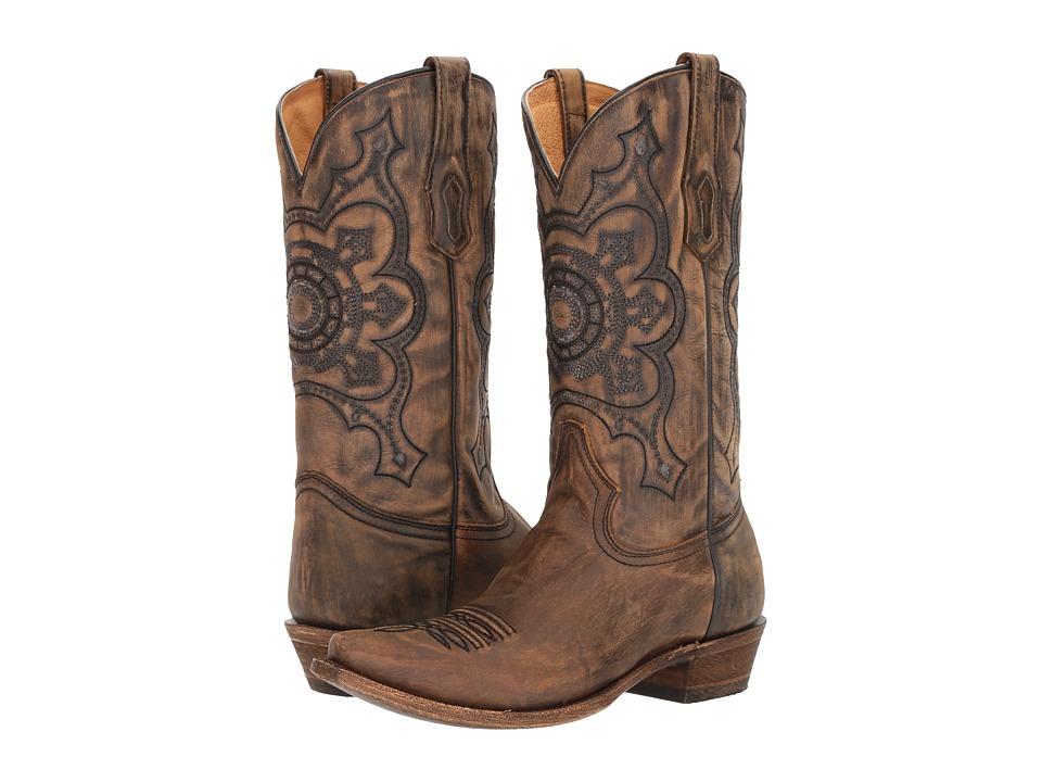 Corral Boots - A3256 (Golden) Cowboy Boots