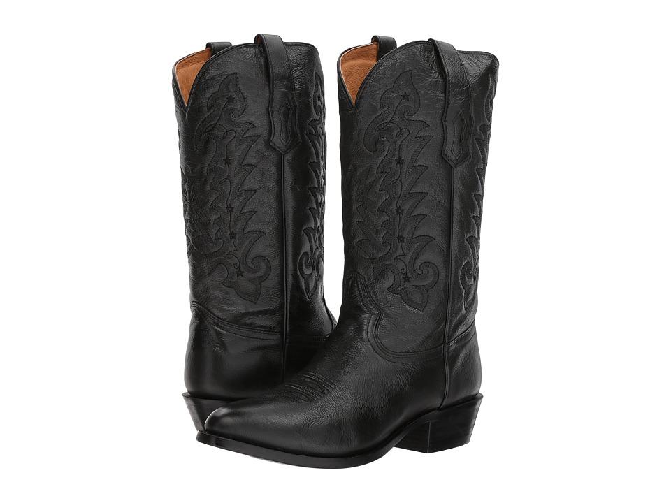 Corral Boots - A3295 (Black) Cowboy Boots