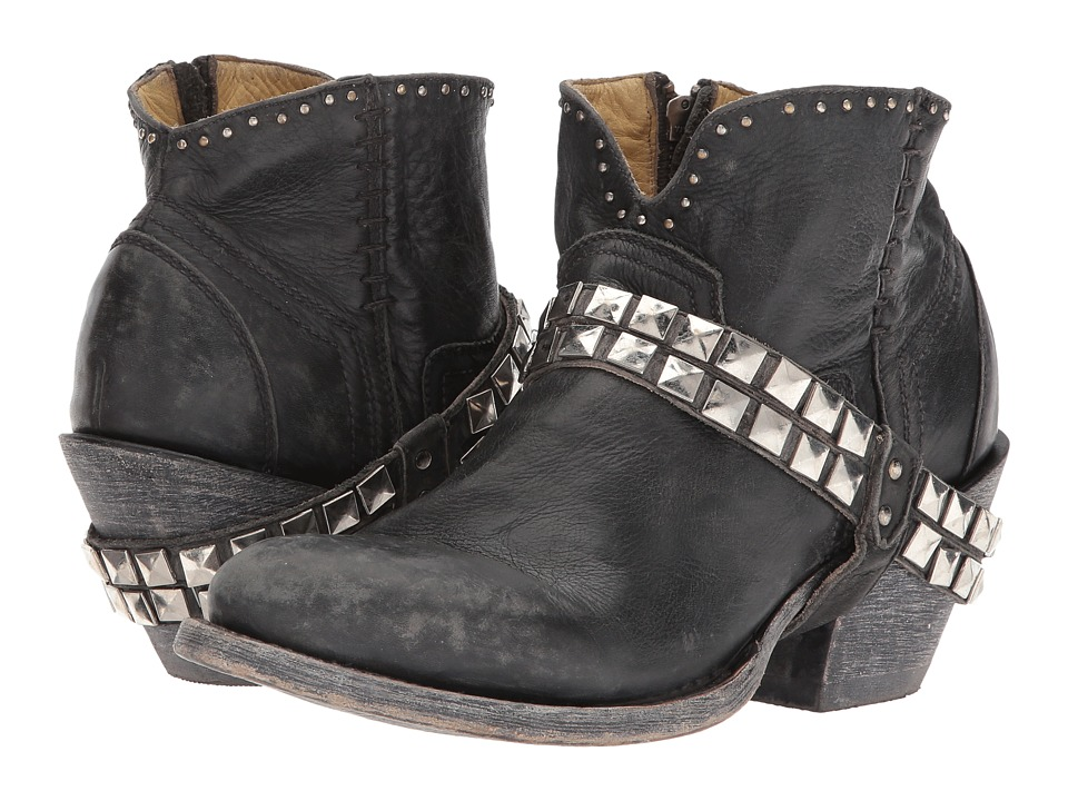 Corral Boots G1399 (Black) Cowboy Boots