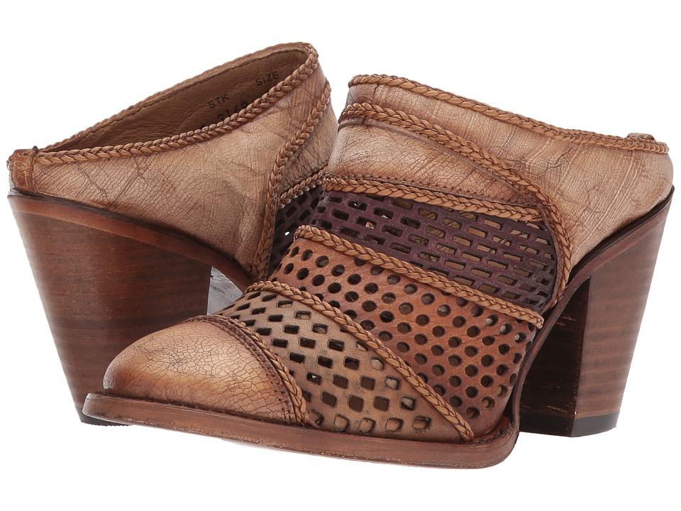 Corral Boots - C3169 (Tan) Cowboy Boots