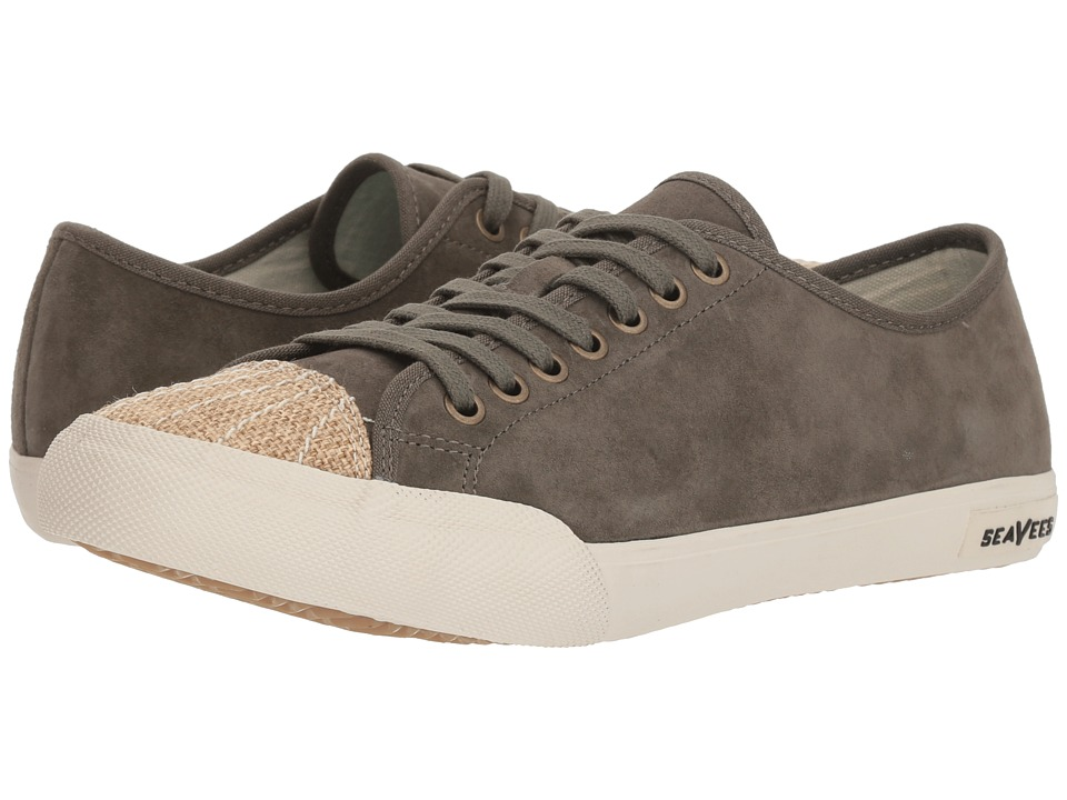 SeaVees Army Issue Sneaker Low (Dark Moss Camo) Men