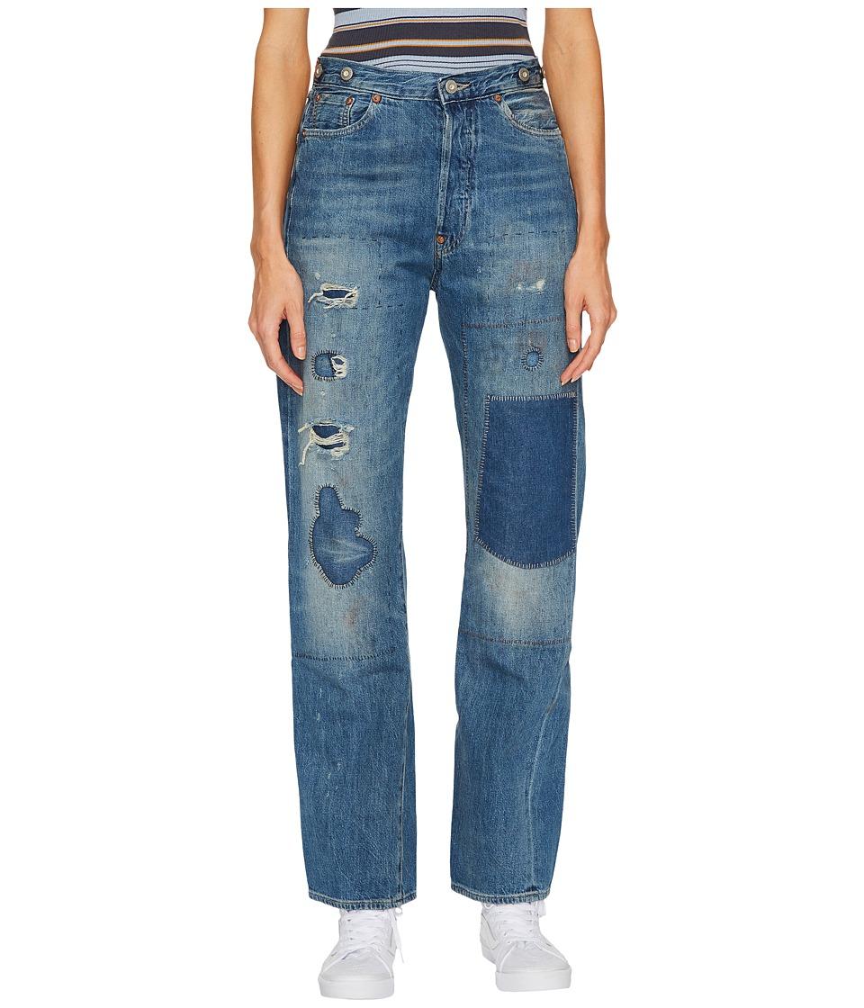 Levi's(r) Premium - Vintage Clothing 1915 501 Jeans Crop ...