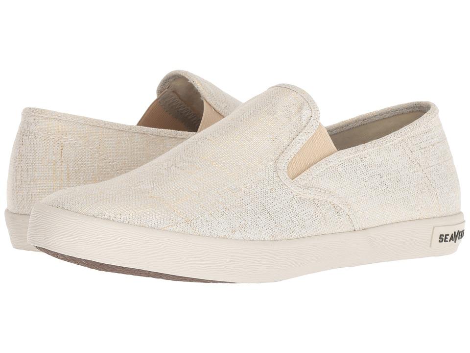 SeaVees Baja Slip-On Metallic (Gold) Slip-On Shoes