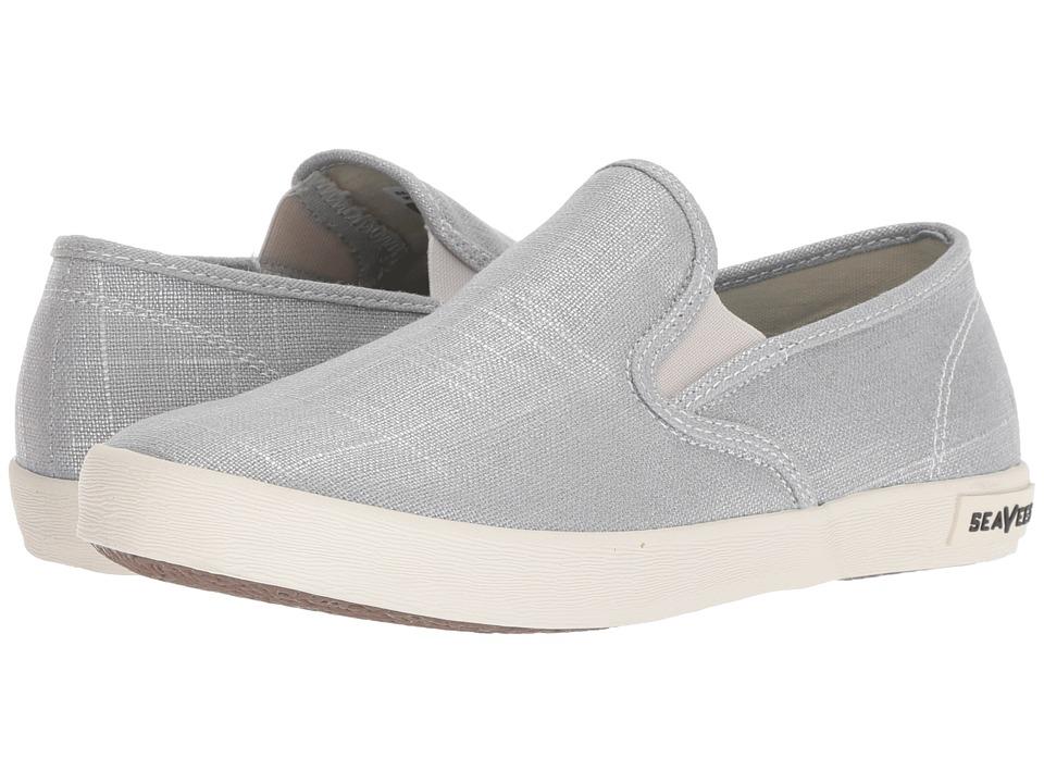 SeaVees Baja Slip-On Metallic (Silver) Slip-On Shoes