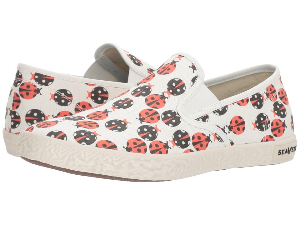 SeaVees Baja Slip-On Trina Turk (Ladybugs) Slip-On Shoes