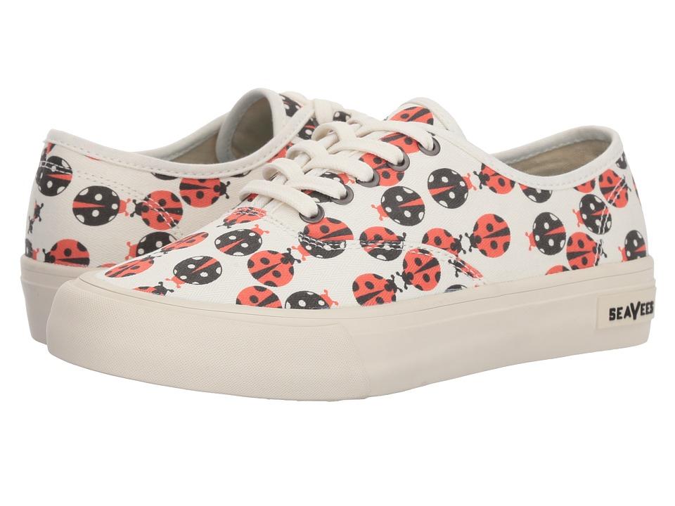 SeaVees Legend Sneaker Trina Turk (Ladybugs) Women's Shoes