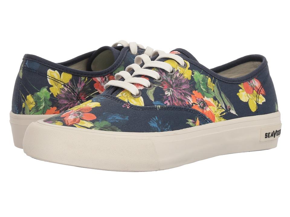 SeaVees Legend Sneaker Trina Turk (Navy Chrysanthemum) Women's Shoes