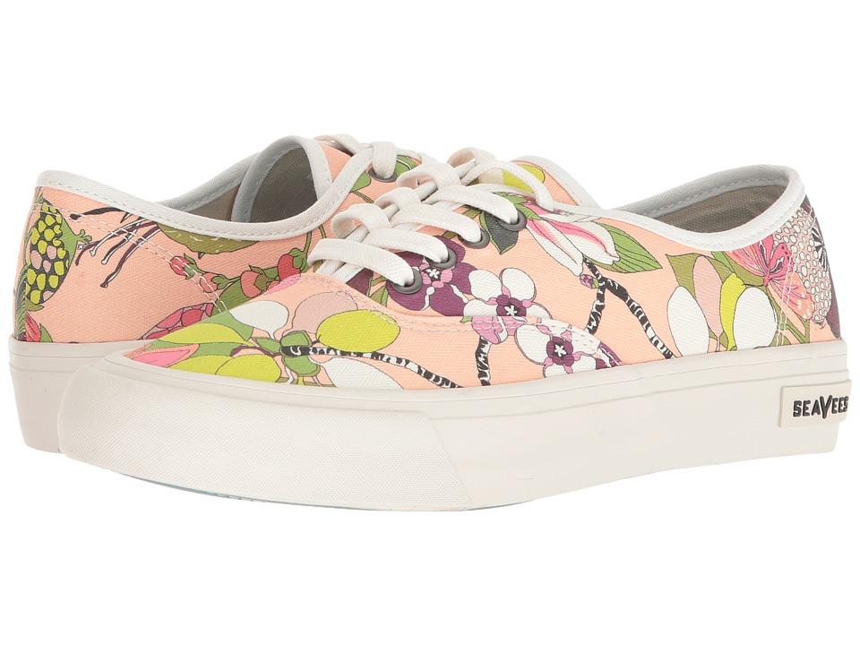 SeaVees Legend Sneaker Trina Turk (Pink Secret Garden) Women's Shoes
