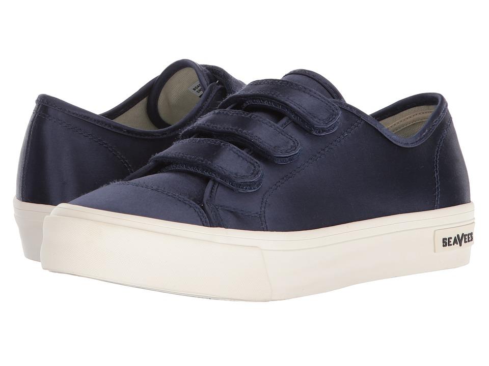 SeaVees Boardwalk Sneaker (Marine) Women's Shoes