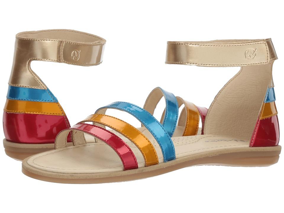 Naturino - 3493 SS18 (Little Kid/Big Kid) (Multi) Girls Shoes