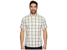 Quiksilver Waterman Acotz Lines Short Sleeve Shirt