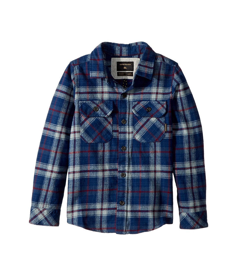 Quiksilver Kids - Fitzspeere Long Sleeve Shirt