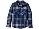 Quiksilver Kids Fitzspeere Long Sleeve Shirt (Big Kids)