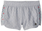 Roxy Kids Wealthy and Wise Shorts (Toddler/Little Kids/Big Kids)