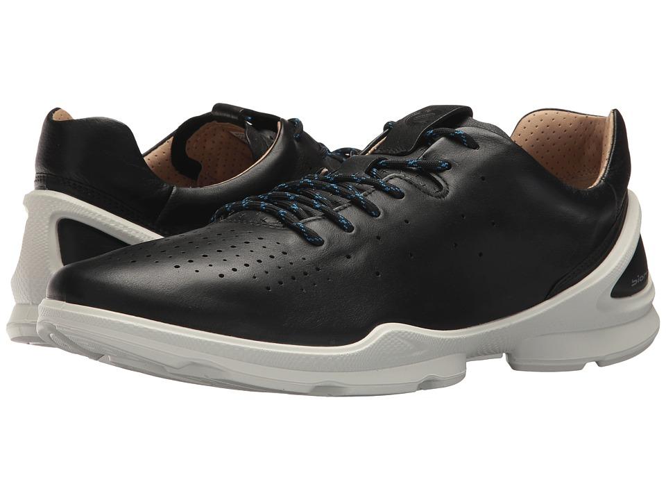 ECCO Biom Street Sneaker (Black) Men