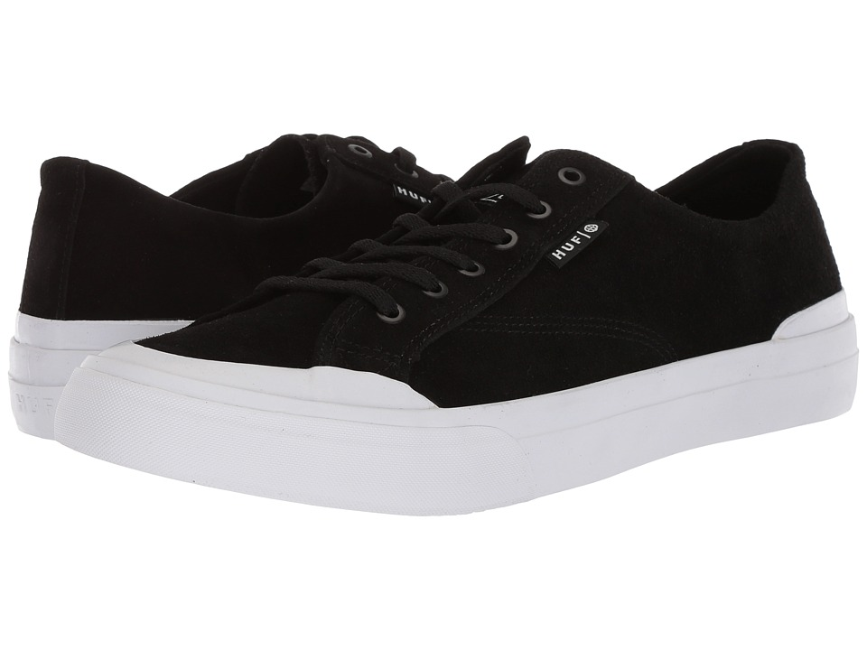 HUF - Classic Lo (Black/White) Mens Skate Shoes