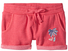 Roxy Kids Laugh and Love Solid Shorts (Toddler/Little Kids/Big Kids)