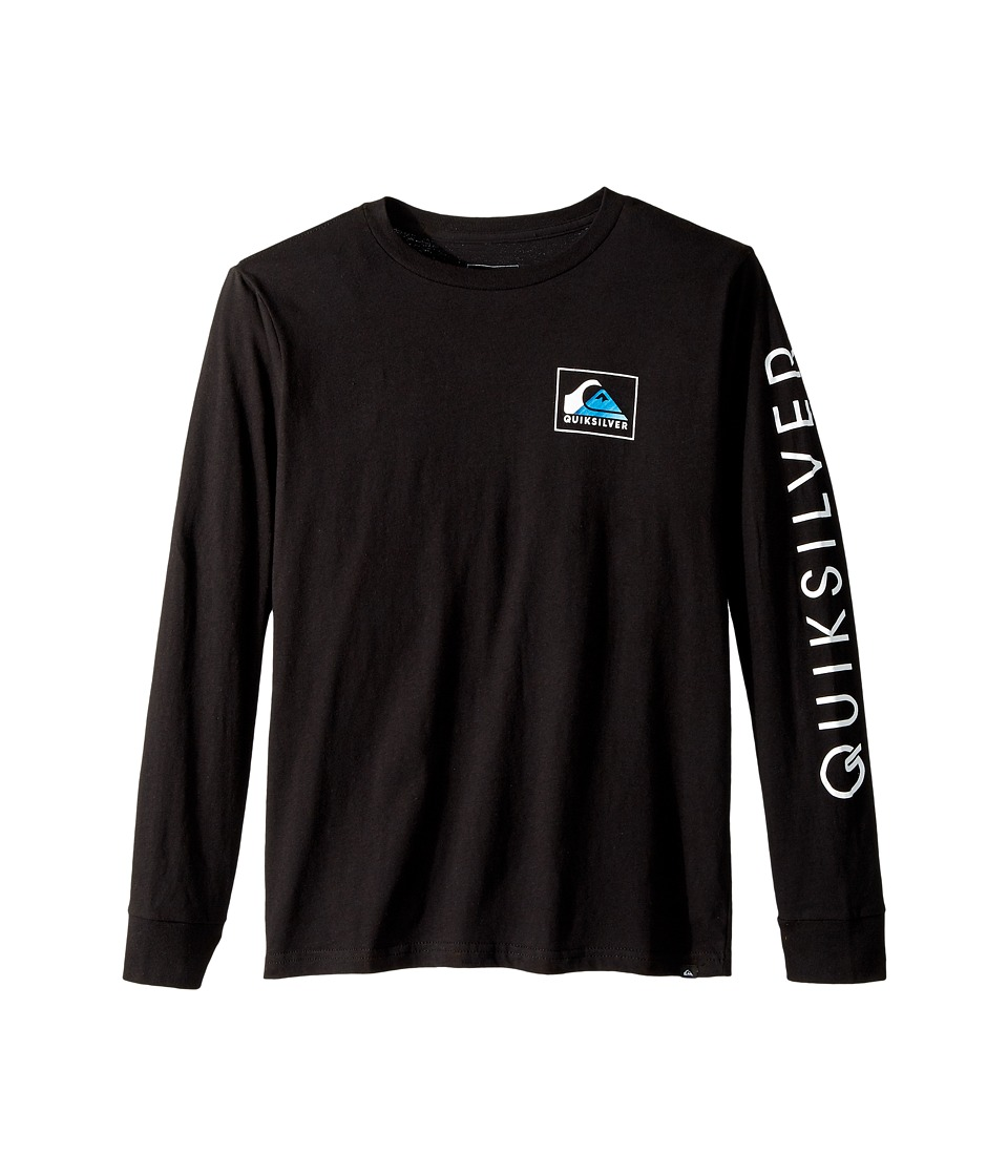 Quiksilver Kids - Hold Down Long Sleeve Shirt