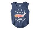 Roxy Kids Roxy Beach Club Muscle Tank Top (Toddler/Little Kids/Big Kids)