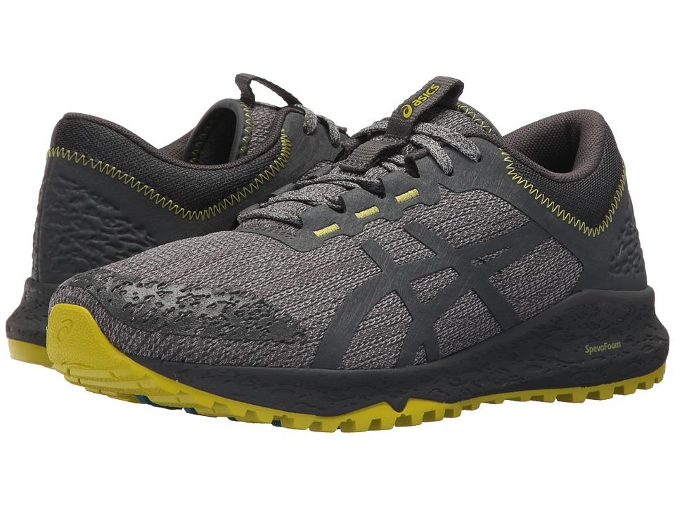 ASICS Alpine XT (Mid Grey/Carbon/Sulphur Spring) Women's Running Shoes