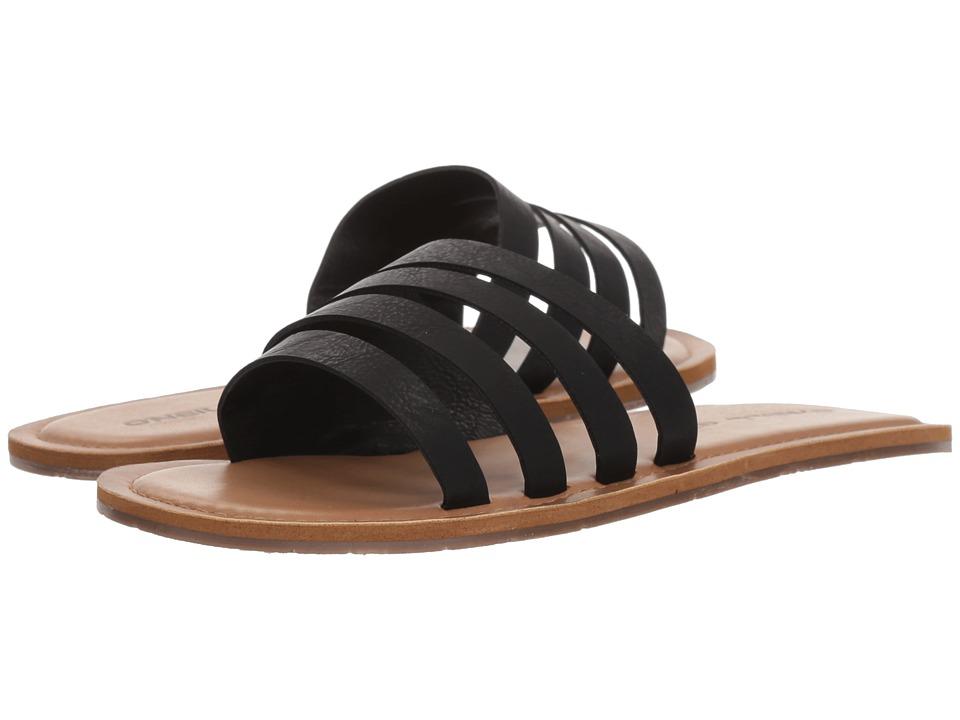 O'Neill Ventura (Black) Sandals