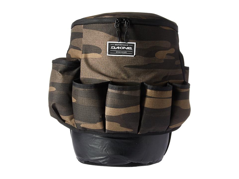 Dakine - Party Bucket (Field Camo) Outdoor Sports Equipment
