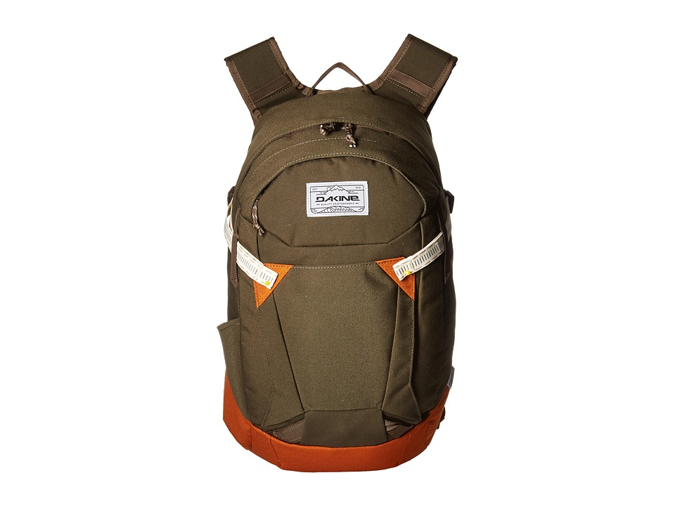Dakine - Canyon Backpack 20L (Timber) Backpack Bags