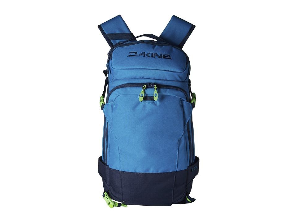 Dakine - Heli Pro Backpack 20L (Blue Rock) Backpack Bags