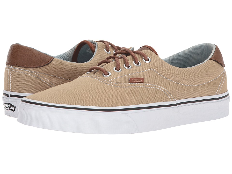 Vans - Era 59 ((C&L) Cornstalk/Acid Denim) Skate Shoes