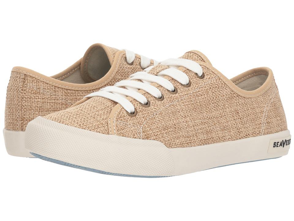 SeaVees Monterey Sneaker Raffia (Natural) Women's Shoes