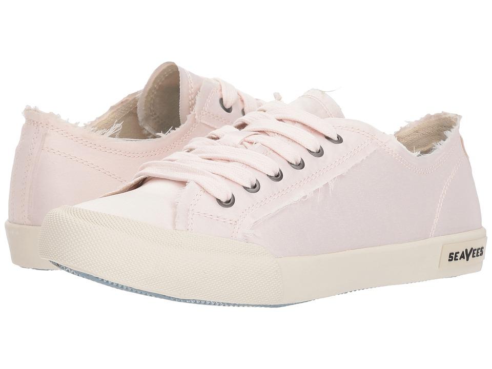 SeaVees Monterey Sneaker Satin (Pearl) Women's Shoes