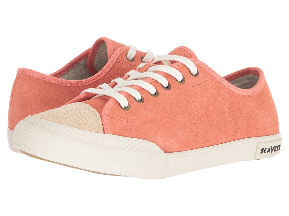 SeaVees Army Issue Sneaker Low (Coral) Women's Shoes