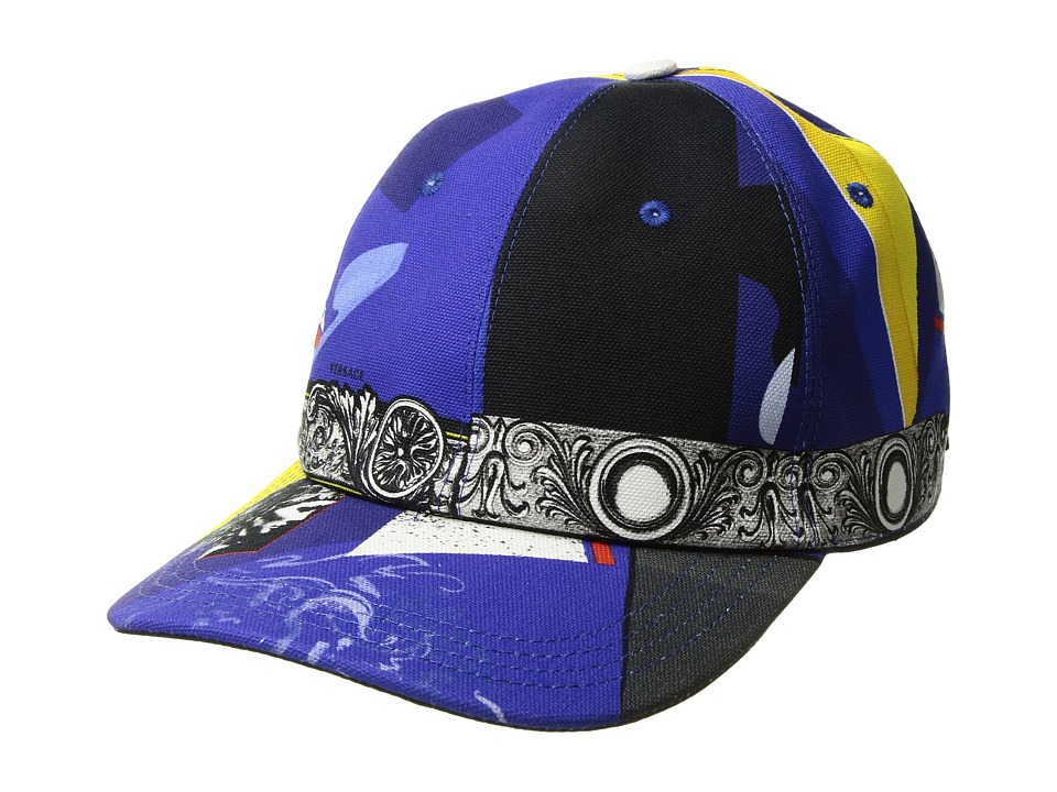 Versace - Abstract Print Cap