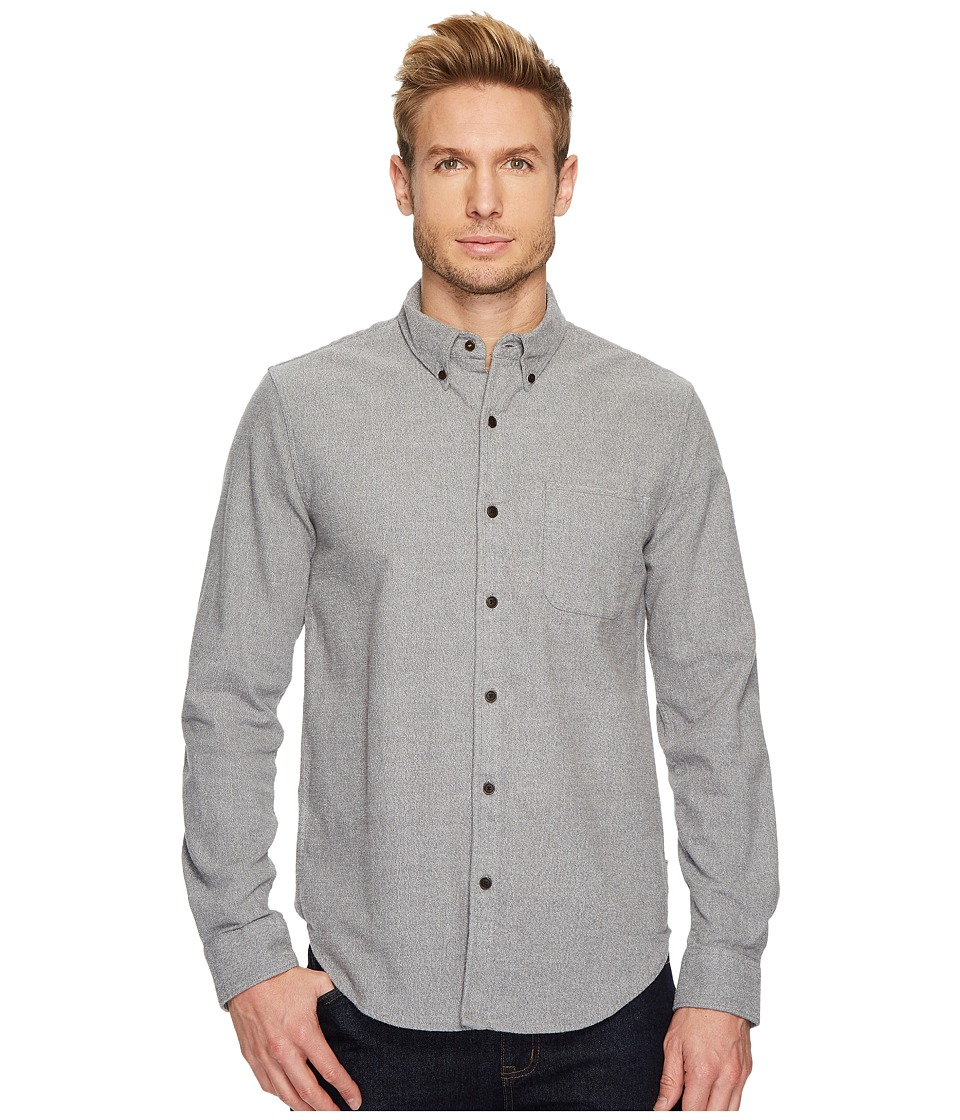 Lucky Brand Bay Street Shirt (Grey) Men