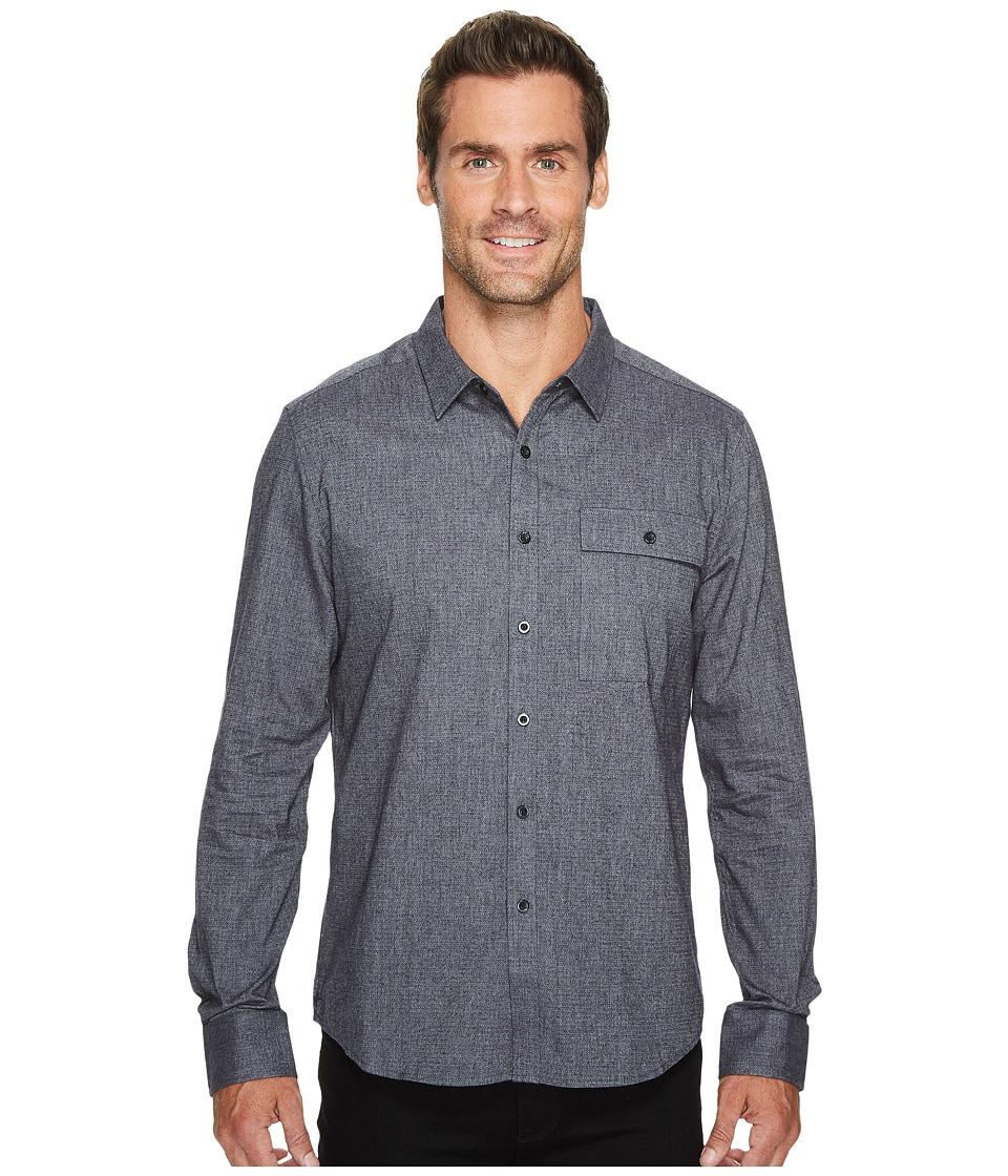 Kenneth Cole Sportswear - Herringbone Shirt