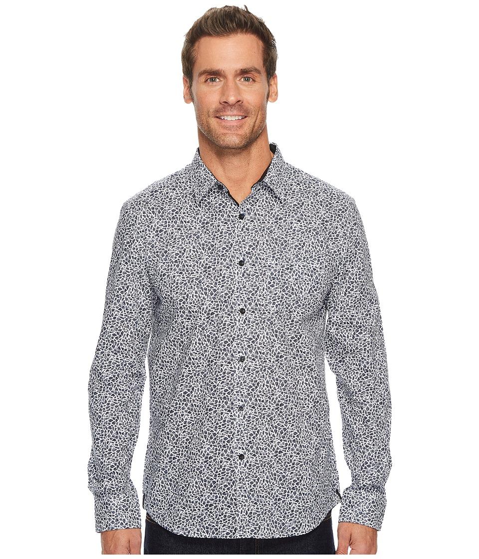Kenneth Cole Sportswear - Mosaic Print Shirt