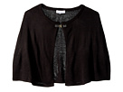 Calvin Klein Knit Capelet with Turnlock