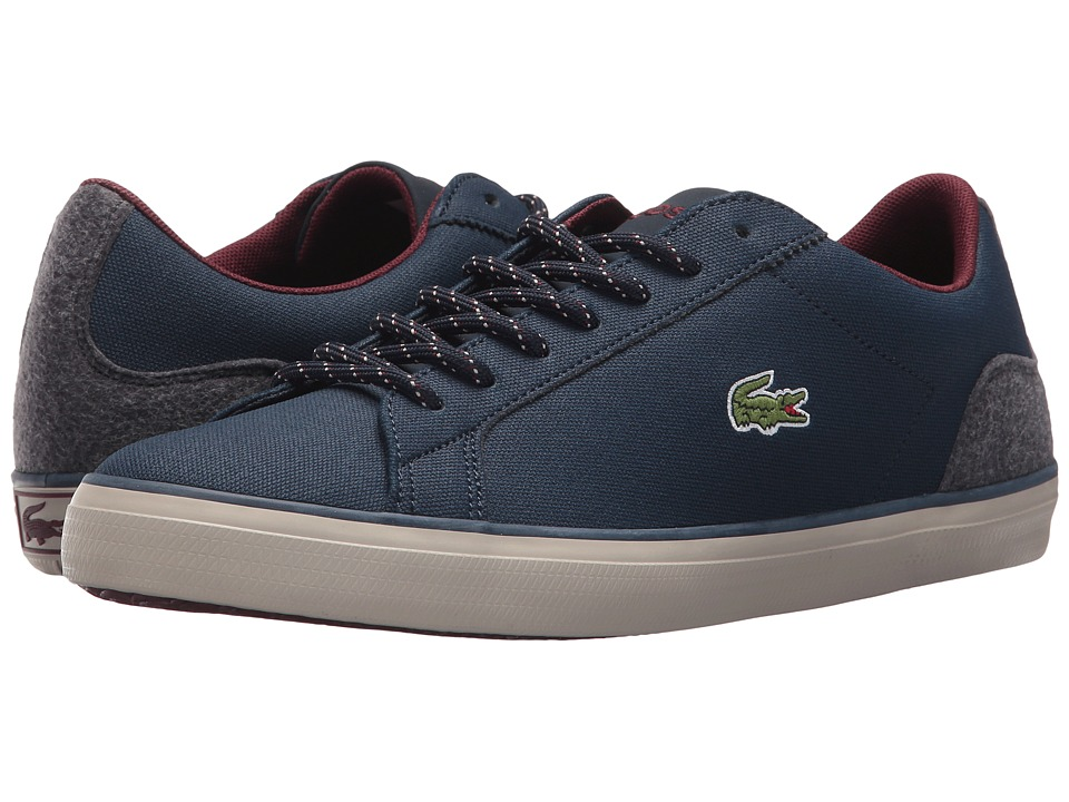 Lacoste - Lerond 417 1 Cam (Navy) Mens Shoes
