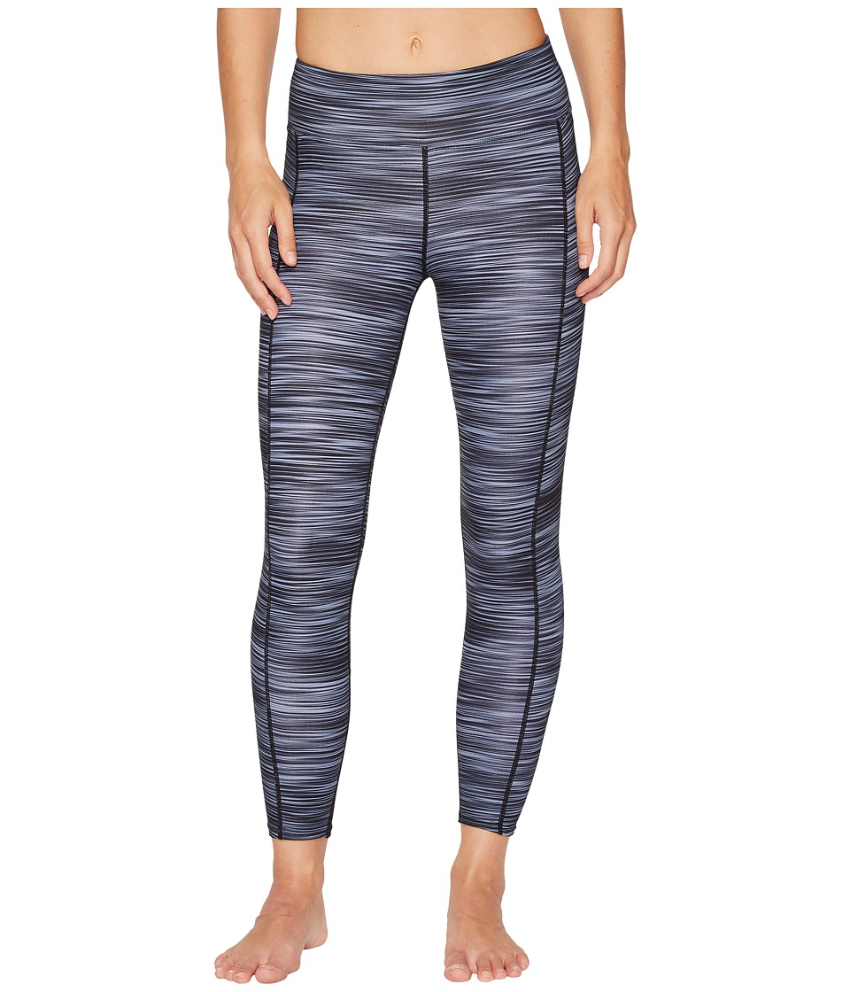 TYR Arvada 3/4 Kalani Tights (Black) Women