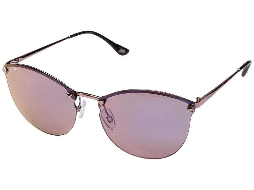 PERVERSE Sunglasses Broadway (Frameless/Pink Lens) Fashion Sunglasses