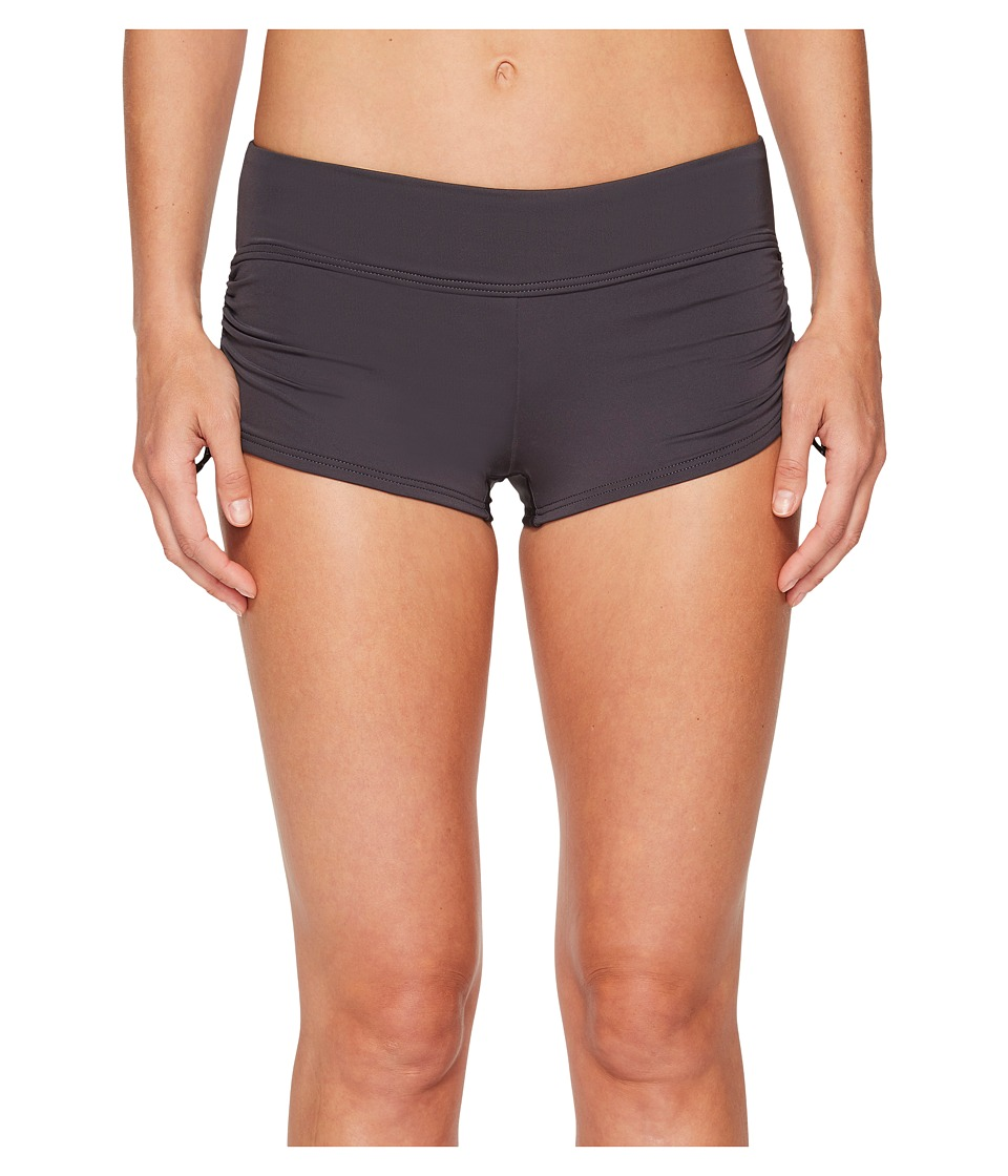 TYR Solid Della Boyshorts (Grey) Women