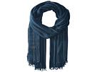 Polo Ralph Lauren Bespoke Pinstripe Wool Blend Scarf