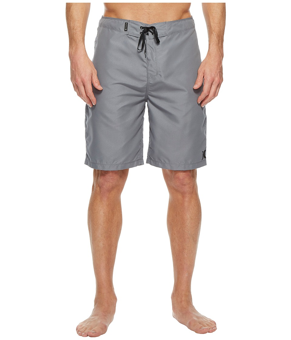 Hurley One Only 2.0 21 Boardshorts (Cool Grey) Men