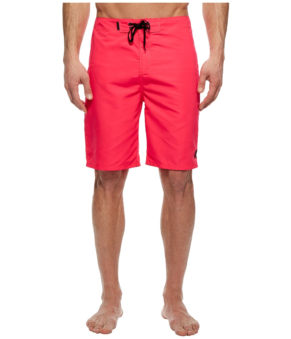 Hurley One Only 2.0 21 Boardshorts (Hyper Pink) Men