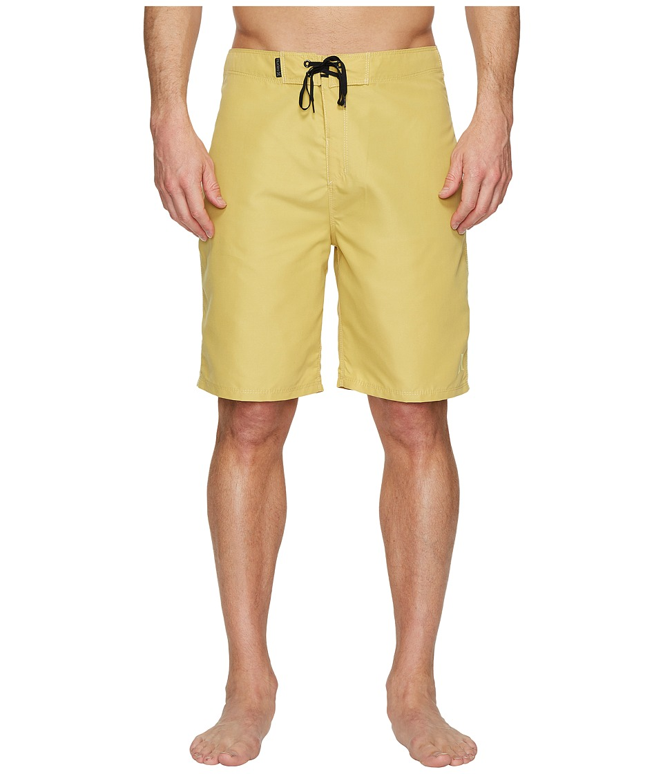 Hurley One Only 2.0 21 Boardshorts (Buff Gold) Men