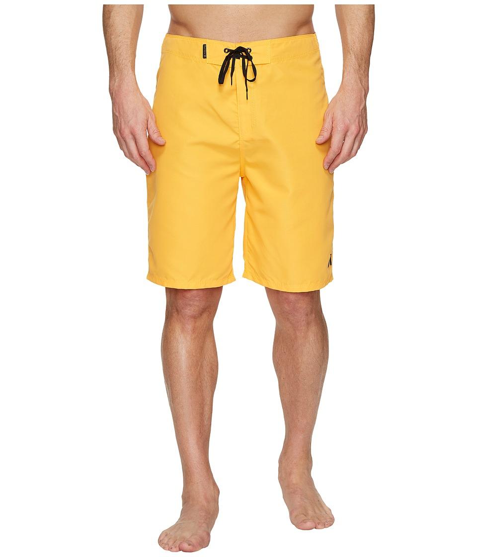 Hurley One Only 2.0 21 Boardshorts (Laser Orange) Men