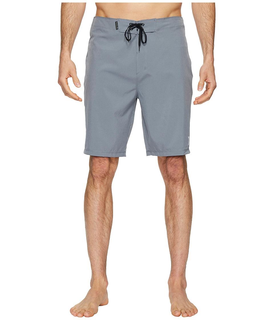 Hurley Phantom One Only 20 Stretch Boardshorts (Cool Grey) Men
