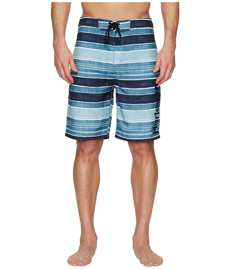 Hurley La Fonda 21 Boardshorts (Ocean Bliss) Men