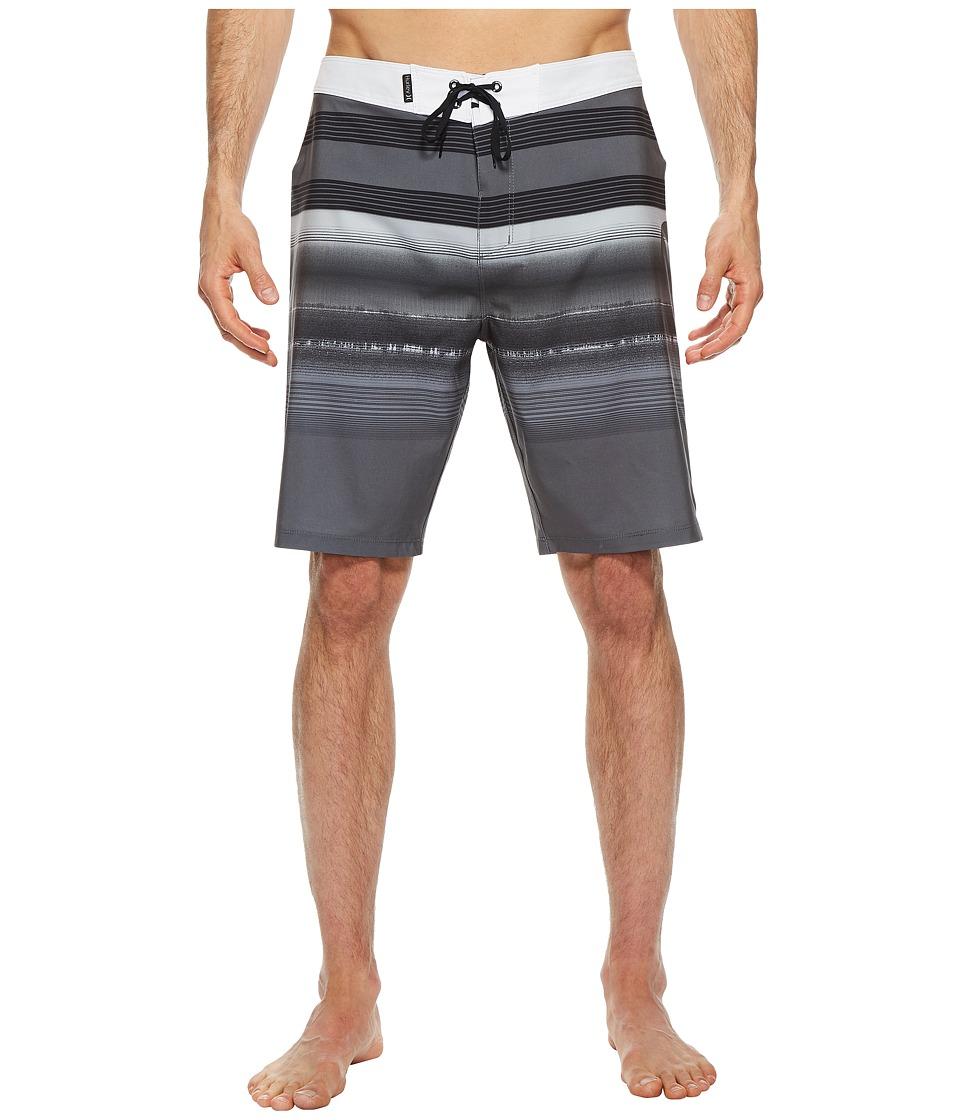 Hurley Phantom Gaviota 20 Boardshorts (Dark Grey) Men